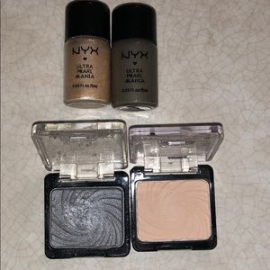 Drugstore eyeshadow bundle